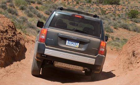 2007 Jeep Patriot Limited 4x4
