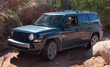 Comments On 2007 Jeep Patriot Limited 4x4 Car And Driver Backfires