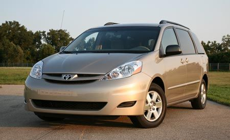 Toyota Sienna LE vs. Toyota Highlander - Why Buy a Crossover?
