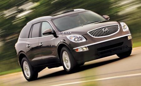 2010 buick enclave cxl fwd. Black Bedroom Furniture Sets. Home Design Ideas