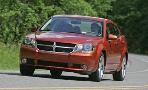 2008 Dodge Avenger Drive Line Review