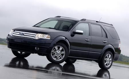 ford taurus 2008 owners manuals