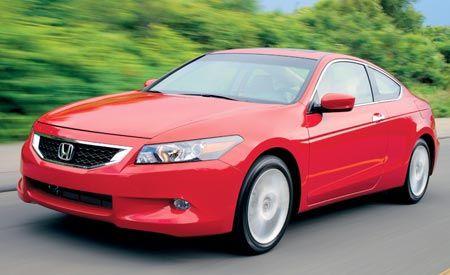 2008 Honda Accord Coupe