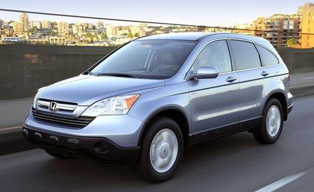 2008 Honda CR-V EX-L 4WD