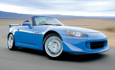 Honda S CR First Drive Review Reviews Car And Driver - 2008 s2000