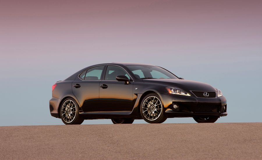 2008 lexus is f instrumented test car and driver. Black Bedroom Furniture Sets. Home Design Ideas