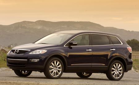 2008 Mazda CX9 Grand Touring  Short Take Road Test  Reviews