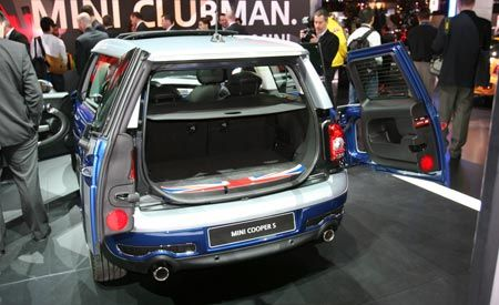 2008 Mini Cooper Clubman