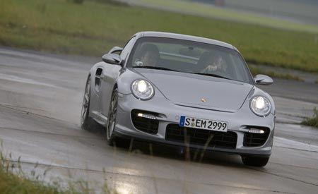 Delightful 2008 Porsche 911 GT2