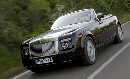 2008 Rolls-Royce Phantom Drophead Coupe