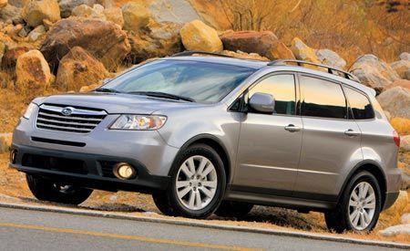 2008 Subaru Tribeca Limited