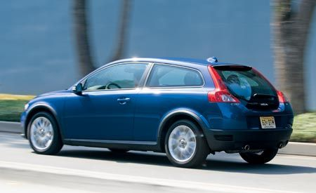 2008 volvo c30 t5 review
