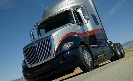 Truck Stuff: 2007 International Prostar Limited