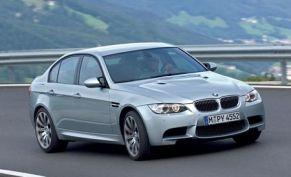 2008 BMW M3 Auto Show Debut