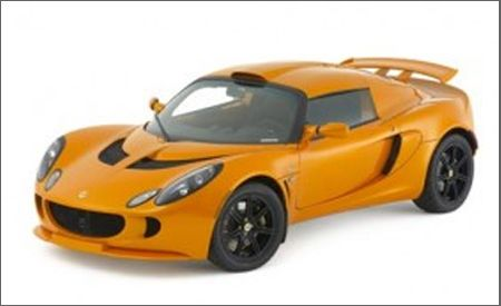 2008 Lotus Exige S 240 and Exige S Club Racer