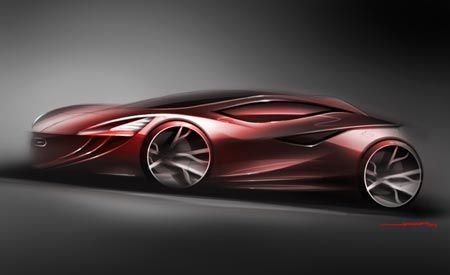 2018 Mazda 3 Concept