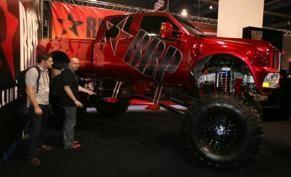 Big, Dumb Trucks