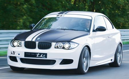 BMW Series Tii Concept Auto Shows News Car And Driver - Bmw 135i cost