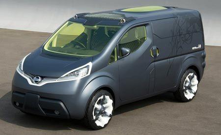 Nissan NV200 Concept