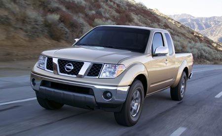 Nissan to Build Suzuki Pickup