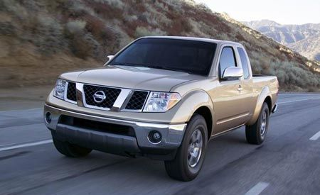 Nissan to Build Suzuki Pickup