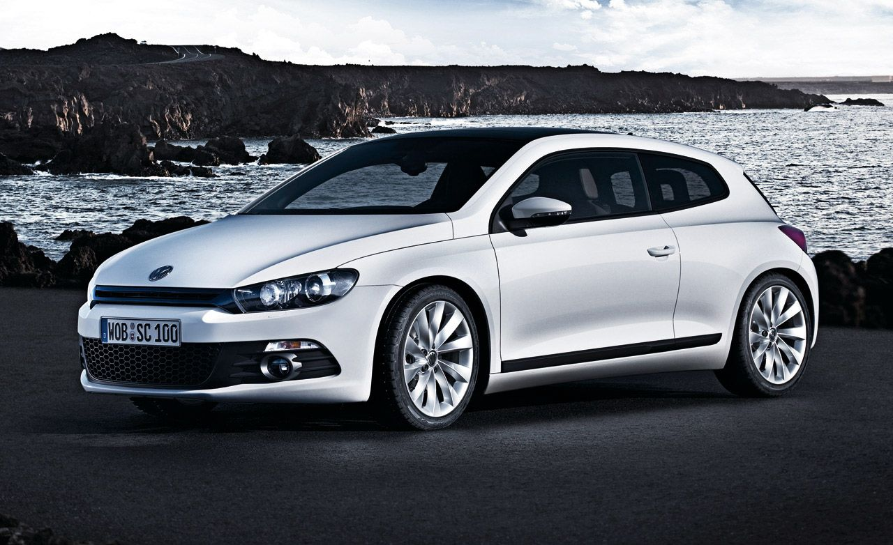 Vw Scirocco Usa >> No Volkswagen Scirocco For The U S Auto Shows News Car And