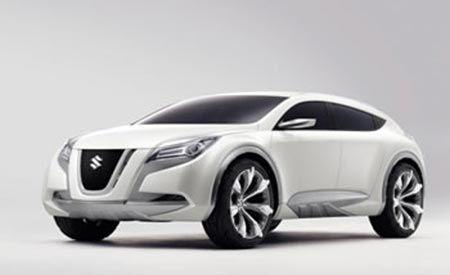 Suzuki Concept Kizashi 2