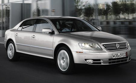 Volkswagen Phaeton, CC, Passat Replacement for North America