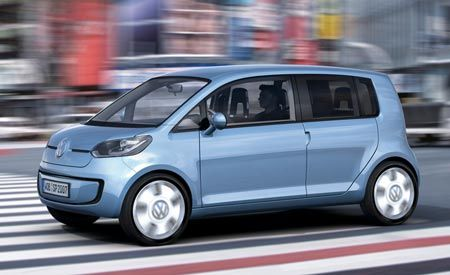 Volkswagen Space Up! Minivan Concept