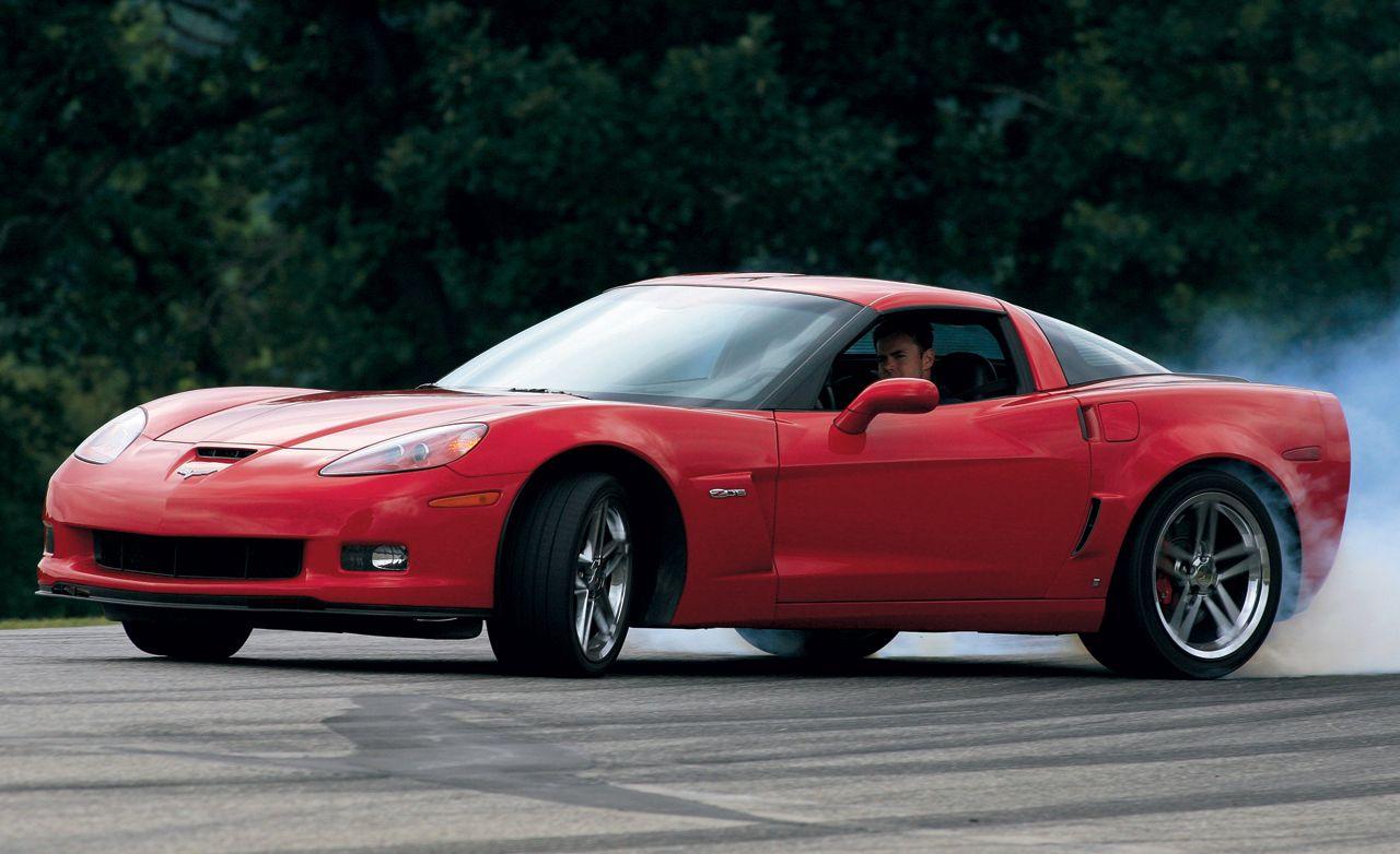 2007 chevrolet corvette z06 comparison test car and driver