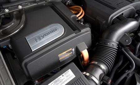 2008 Chevrolet Tahoe Hybrid 4x4