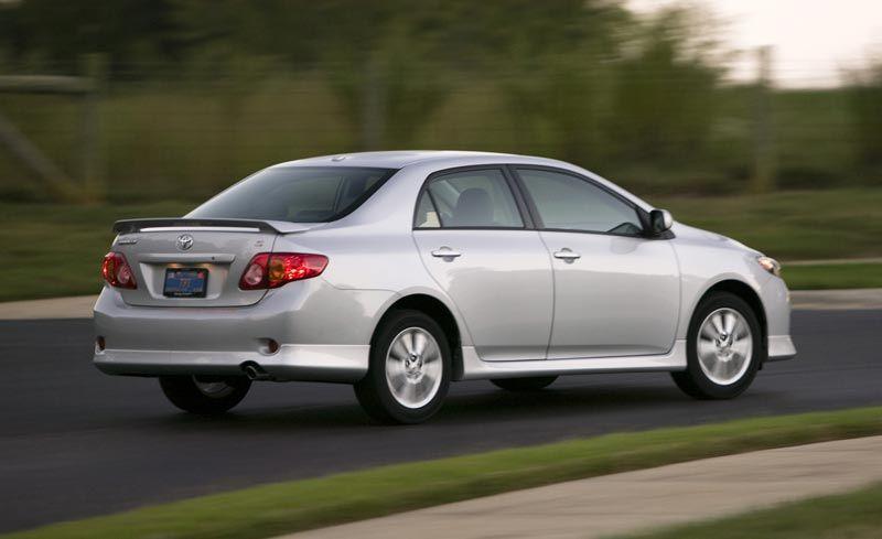 2009 Toyota Corolla. Reviews ...