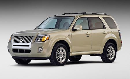 2009 Ford Escape and Mercury Mariner
