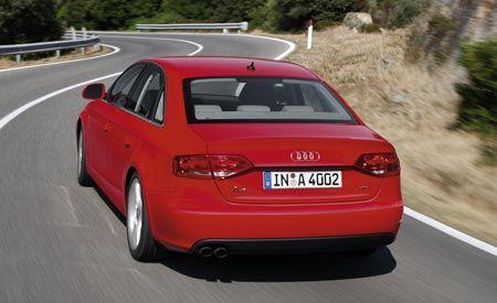 2009 Audi A4 3.2 FSI Quattro