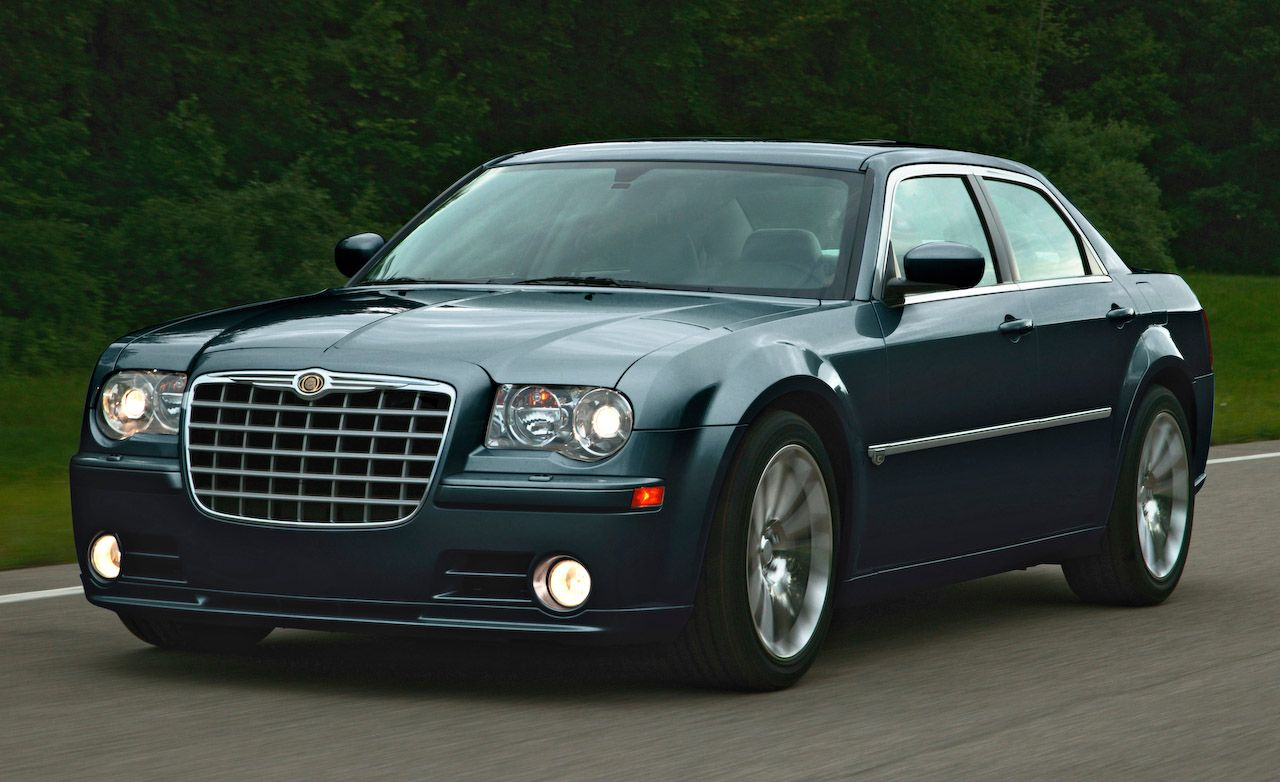 2008 Chrysler 300C SRT8