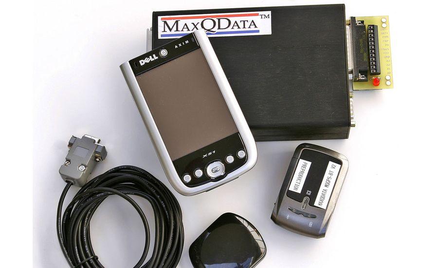 MaxQData MQ200