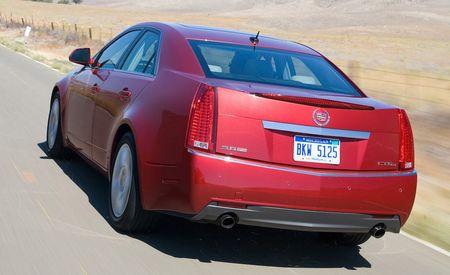 2008 Cadillac CTS vs. 2008 Infiniti M45