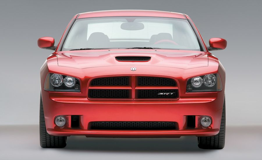 2008 Dodge Charger SRT8 vs. 2008 Mercedes-Benz E63 AMG