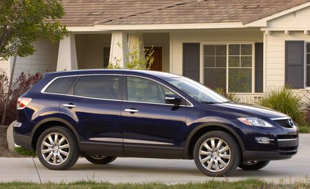 2008 Mazda CX-9 vs. 2008 Chevrolet Tahoe