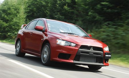 2008 Mitsubishi Lancer Evolution X vs. 2008 BMW 335xi