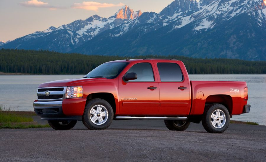 2008 Chevrolet Silverado and Silverado HD