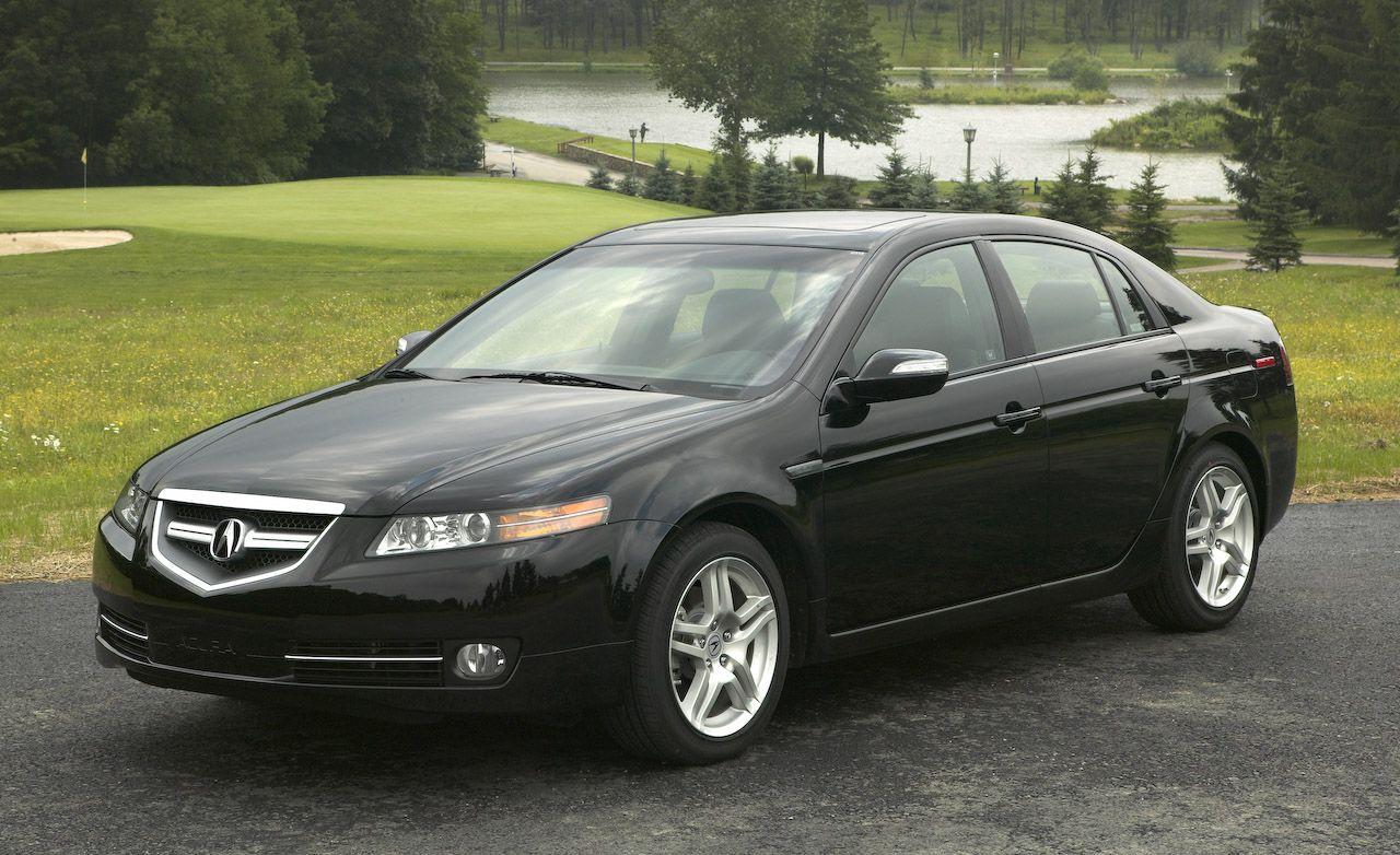 2008 acura tl rh caranddriver com 2005 Acura TL Reliability 2005 acura tl manual specs