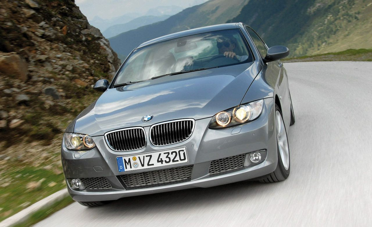 2008 BMW 3 Series 335xi for sale in Asheville