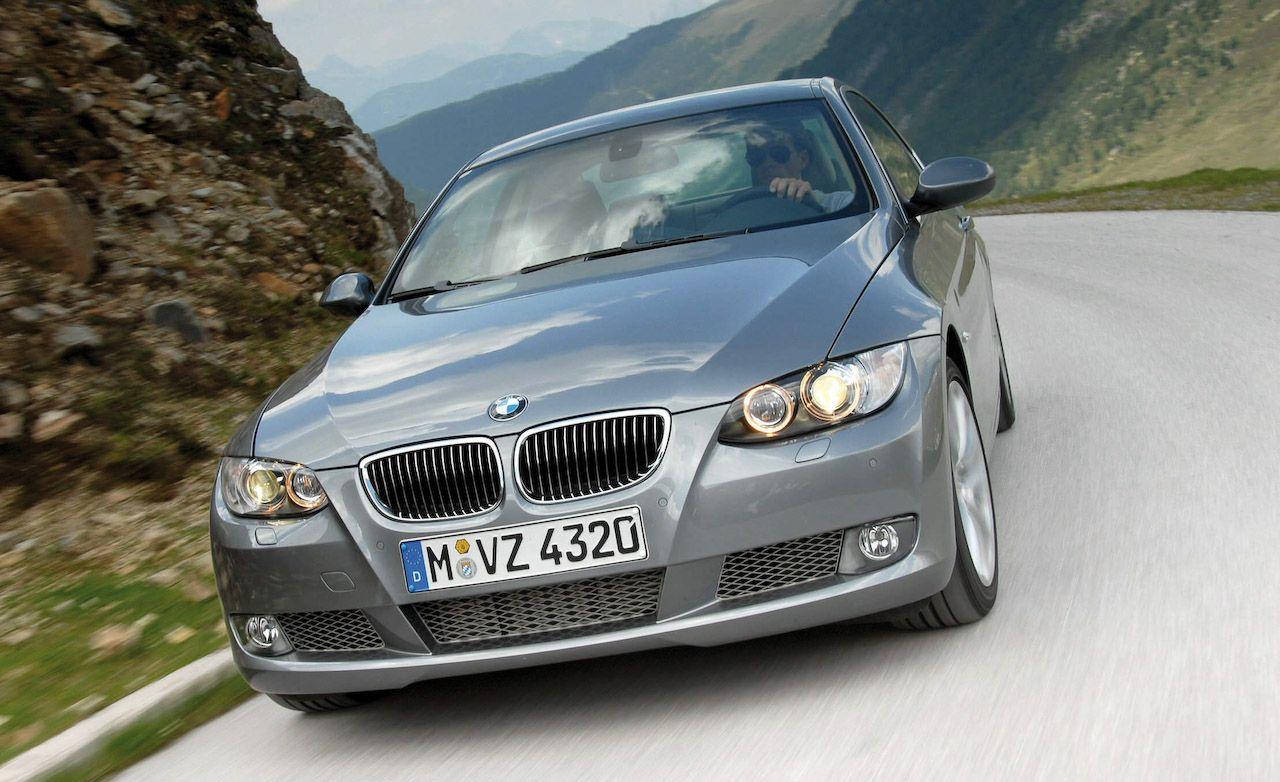 Beau 2008 BMW 3 Series