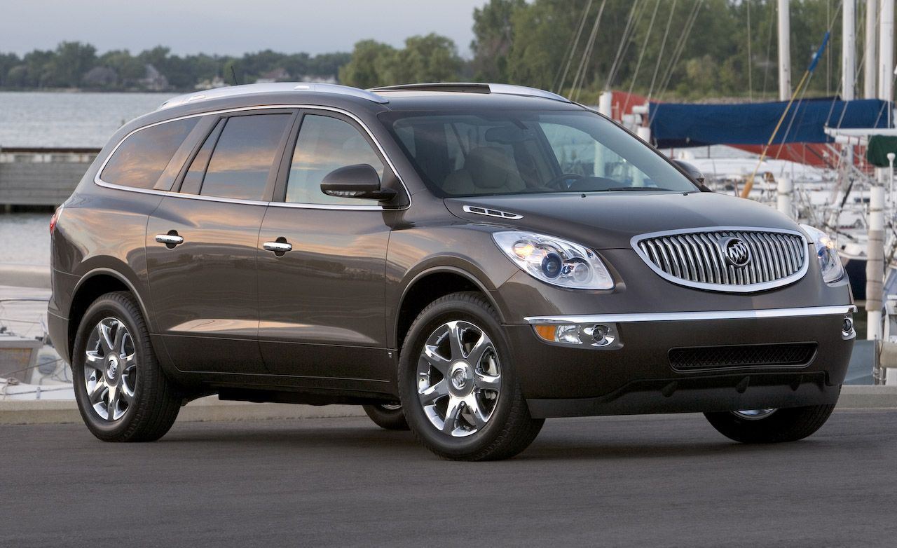 2008 buick enclave. Black Bedroom Furniture Sets. Home Design Ideas