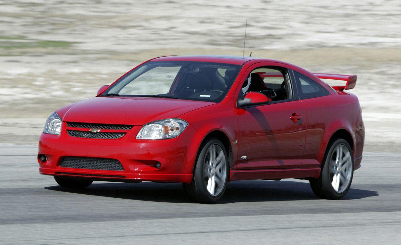 Cobalt chevy cobalt 2007 reviews : 2008 Chevrolet Cobalt SS | First Drive Review | Reviews | Car and ...