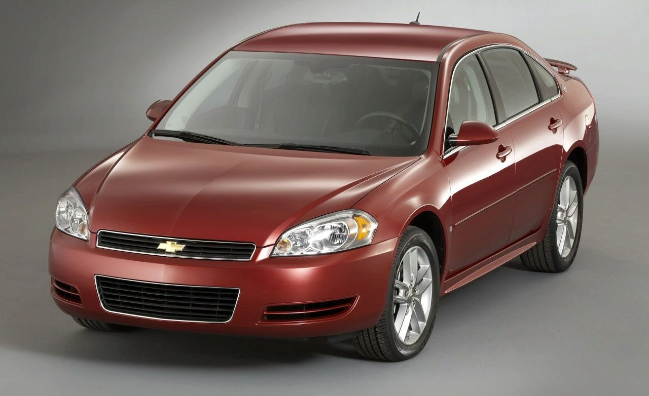 2008 Chevrolet Impala | Review | Reviews | Car and Driver