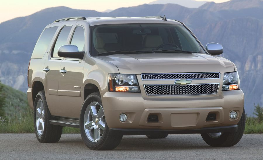 2008 Chevrolet Tahoe and Tahoe Hybrid