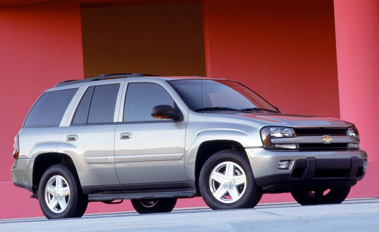2008 Chevrolet TrailBlazer   Review   Reviews   Car and Driver