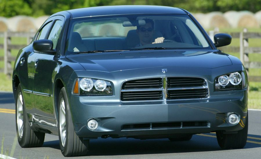 2008 dodge charger review reviews car and driver. Black Bedroom Furniture Sets. Home Design Ideas